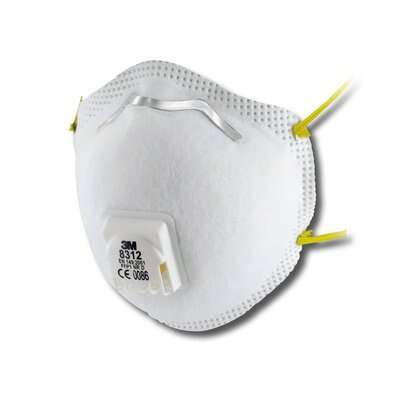 3M™ Partikül Solunum Maskesi