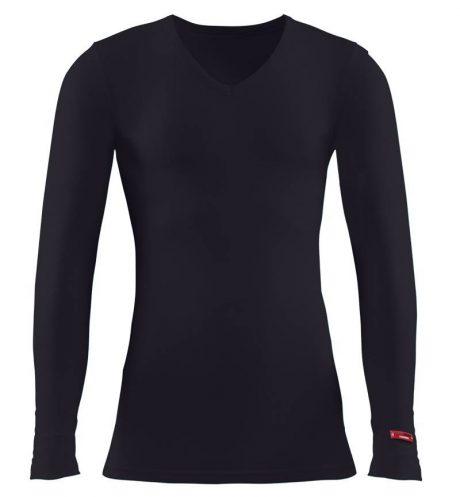 Erkek Termal 2. Seviye T-Shirt 1257 – Siyah